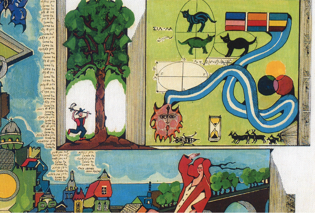Inspired by Como tú, Paco Ibanez (1934…)