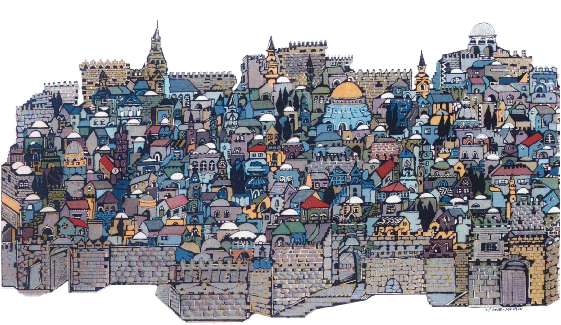 Violence in the streets of Jerusalem.
