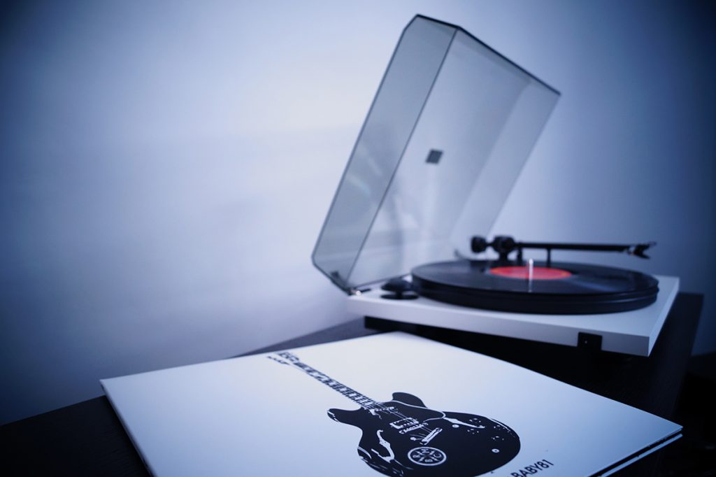 Pick up music